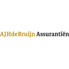 A.J.H. de Bruijn Assurantiën Logo