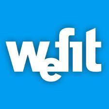 We-Fit, Fitness & Healthclub Logo